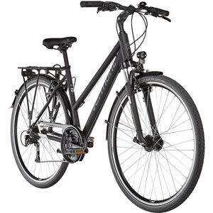 Vermont Brentwood Damen schwarz matt bei fahrrad.de Online