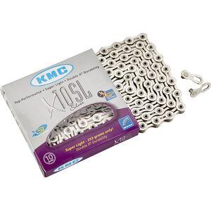 KMC X-10 SL Kette silver silver