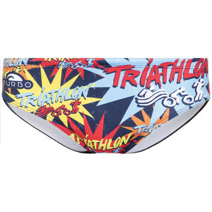 Turbo Triathlon New Star Brief Herren multicolor multicolor