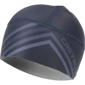 Castelli Viva 2 Skully Mütze Damen dark steel/ blue dark steel/ blue