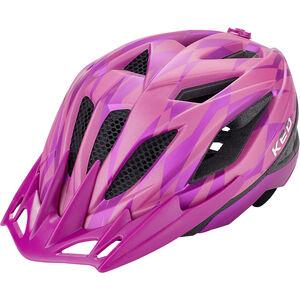 KED Street Jr. Pro Helmet Kinder violet violet