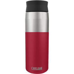 CamelBak Hot Cap Vacuum Insulated Stainless Bottle 600ml cardinal cardinal