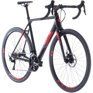 Cube Cross Race black/red black/red