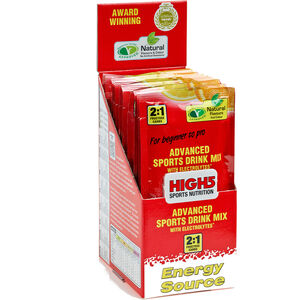 High5 EnergySource Advanced Sports Drink Box 12x47g Orange