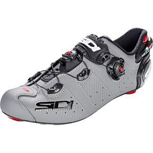 Sidi Wire 2 Carbon Shoes Herren matt grey/black matt grey/black