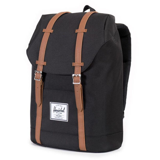Herschel Retreat Backpack 19,5l black/tan