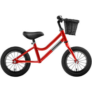 "Creme Micky Push-Bike 12"" Jungs red speed red speed"