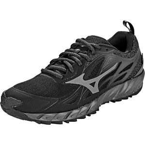 Mizuno Wave Ibuki GTX Running Shoes Women black/metallic shadow/magnet bei fahrrad.de Online
