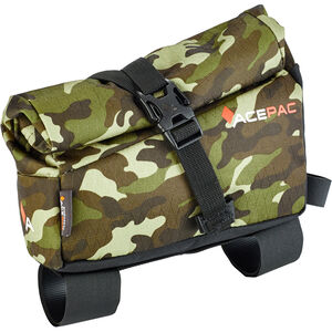 Acepac Roll Fuel Frame Bag camo camo