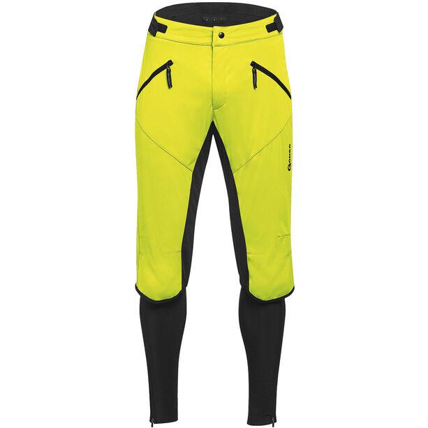 Gonso Lignit Active Doppelhose Herren safety yellow