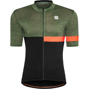 Sportful Giara Jersey Herren dry green/black/orange sdr dry green/black/orange sdr