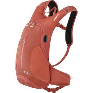 Shimano Rokko II Backpack 12 L Rooibos Orange