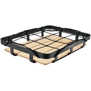 Electra Linear Front Tray Basket black black