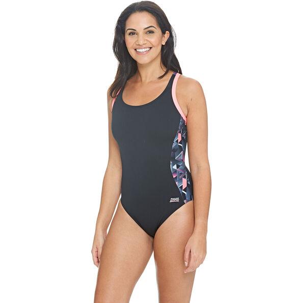 Zoggs Chaos Atomback Swimsuit Damen