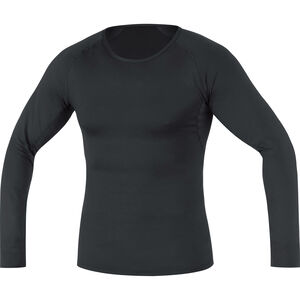 GORE WEAR Base Layer Longsleeve Shirt Herren black black