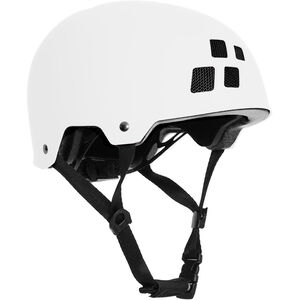 Cube Dirt Helmet Kinder white white
