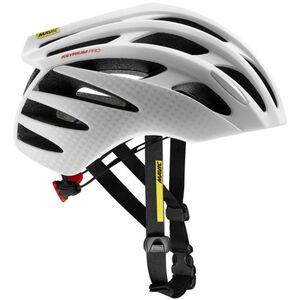 Mavic Ksyrium Pro MIPS Helmet Herren white/black white/black