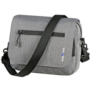 KlickFix Smart Bag Touch Lenkertasche grau grau