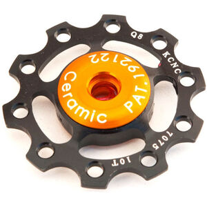 KCNC Jockey Wheel 10T, Ceramic-Bearing