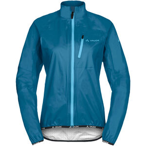 VAUDE Drop III Jacket Women kingfisher