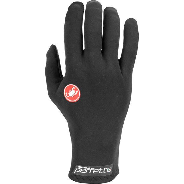 Castelli Perfetto Rain Or Shine Handschuhe black