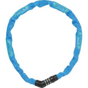 ABUS 4804C Kettenschloss blau blau