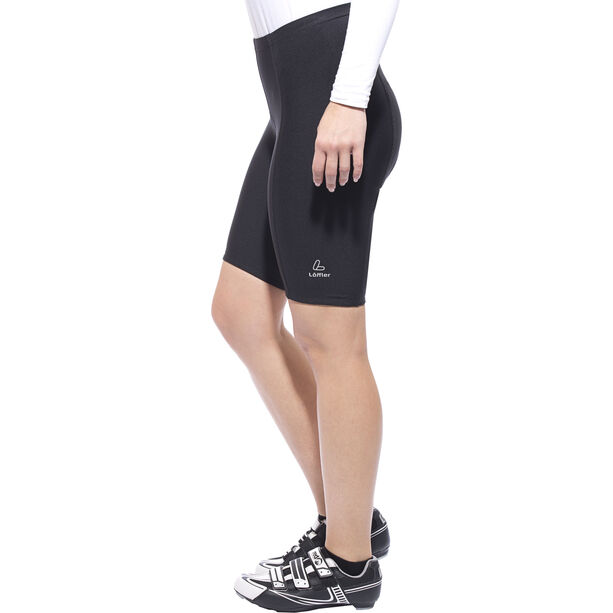 Löffler Basic Bike Hose Damen schwarz