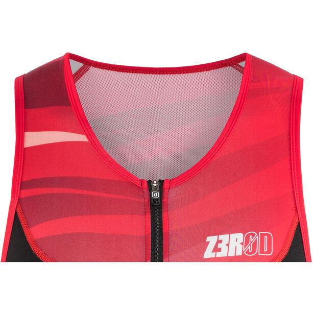 Z3R0D Start Trisuit Herren armada black/red