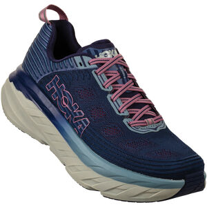 Hoka One One Bondi 6 Running Shoes marlin/blue ribbon
