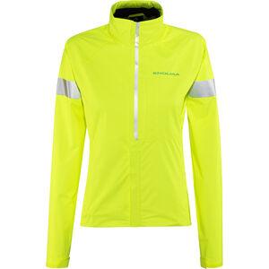 Endura Urban Luminite Jacke Damen neon-gelb bei fahrrad.de Online