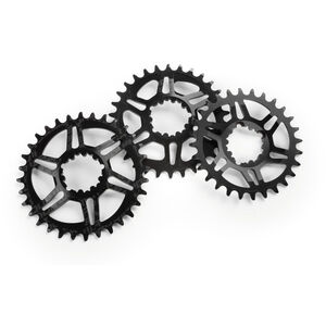 DARTMOOR Direct Boost Chainring schwarz schwarz