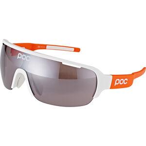 POC DO Half Blade AVIP Glasses hydrogen white/zink orange hydrogen white/zink orange