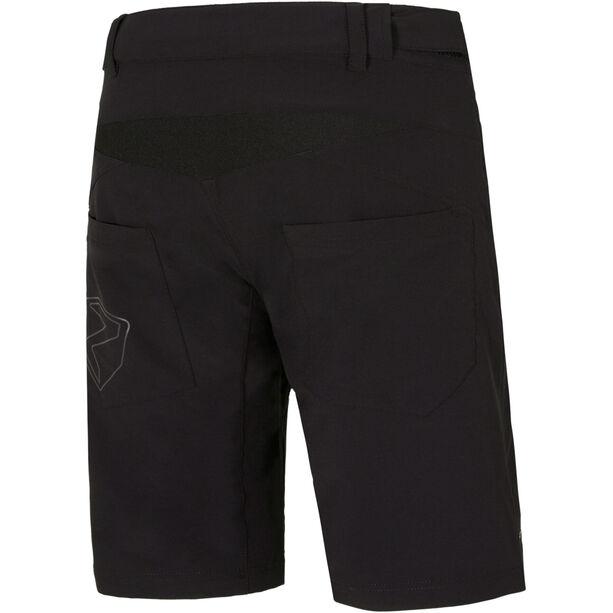 Ziener Nischia X-Function Shorts Damen black