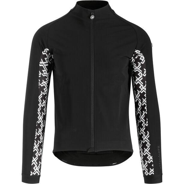 assos Mille GT Jacket Ultraz Winter Herren black series