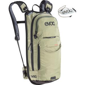 EVOC Stage Technical Performance Pack 6l + Bladder 2l light olive light olive