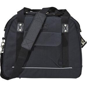 Basil Portland Business Gepäckträgertasche 19l Damen schwarz schwarz