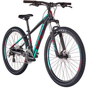 """ORBEA MX XS 50 Kids 27,5"""" Black-Turquoise-Red bei fahrrad.de Online"""