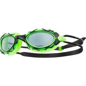 TYR Nest Pro Goggles black/green