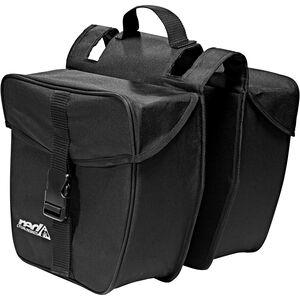 Red Cycling Products Double Urban Bag Gepäckträgertasche schwarz bei fahrrad.de Online