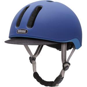 Nutcase Metroride Helmet Sapphire Matte bei fahrrad.de Online