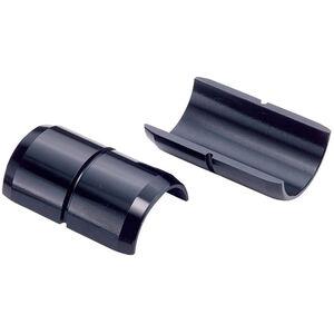 Reverse Reduzierstück Vorbau Ø35mm-31,8mm schwarz schwarz