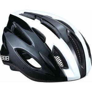 BBB Condor BHE-35 Helmet black/white black/white