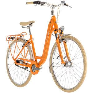 Cube Ella Cruise Easy Entry Damen orange