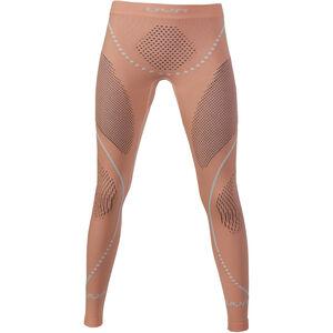 UYN Evolutyon UW Long Pants Damen coral/anthracite/aqua coral/anthracite/aqua