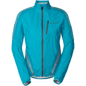 VAUDE Luminum Performance Jacket Women cyan