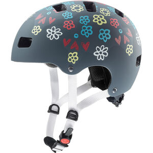 UVEX Kid 3 CC Helmet Kinder grey grey