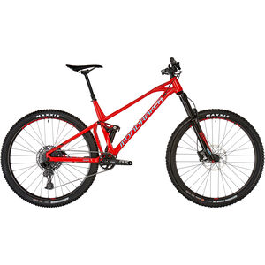Mondraker Foxy 29 Flame Red/Light Blue