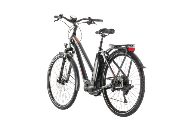 Cube Town Sport Hybrid EXC 500 Trapez
