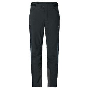 VAUDE Qimsa II Softshell Pants Herren black black