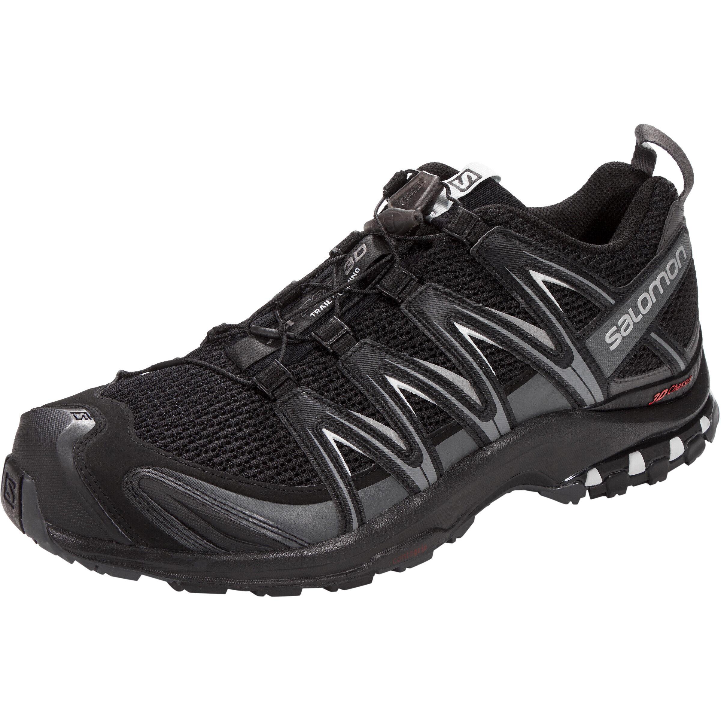 Salomon XA Pro 3D Schuhe Herren blackmagnetquiet shade
